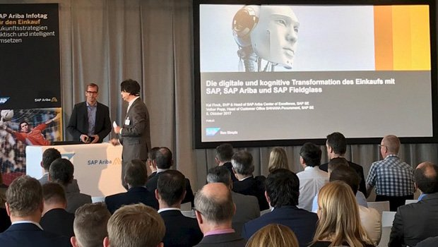 SAP Info Day for Procurement  October 5, 2017 Sinsheim, Germany